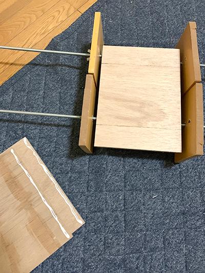 キューブボックスの作り方