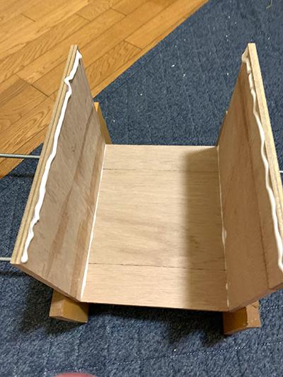 キューブボックスの組み立て方