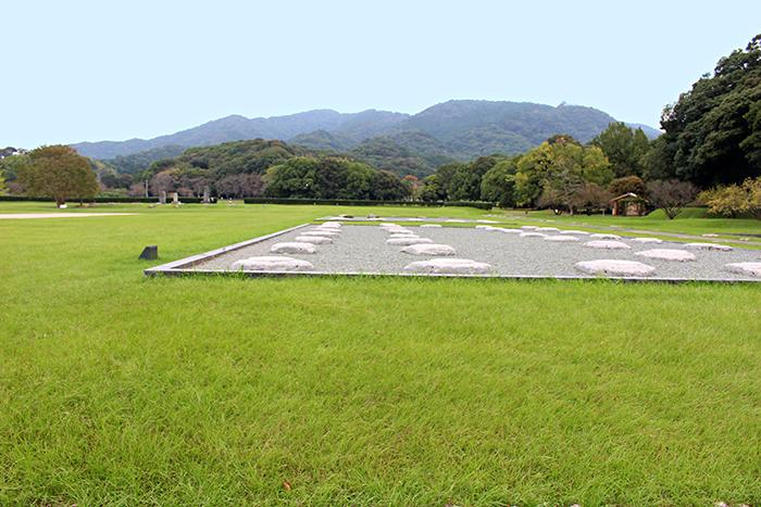 太宰府政庁跡