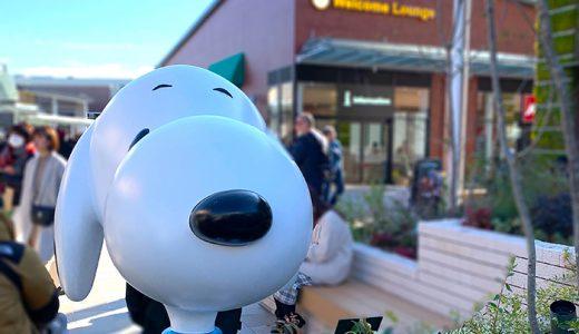 南町田グランベリーパークは犬連れでも楽しめる?実際に行ってみた