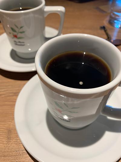 ドトール珈琲農園のコーヒー