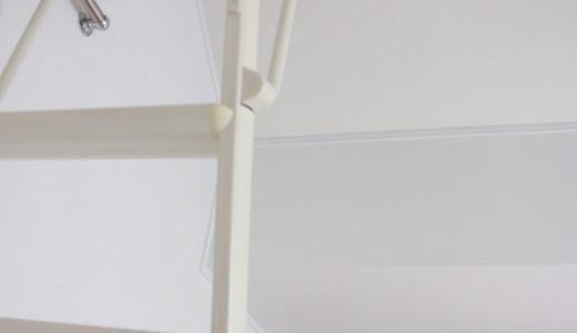 壁紙の上からペンキ塗り。簡単DIYなのにまるで新築♪