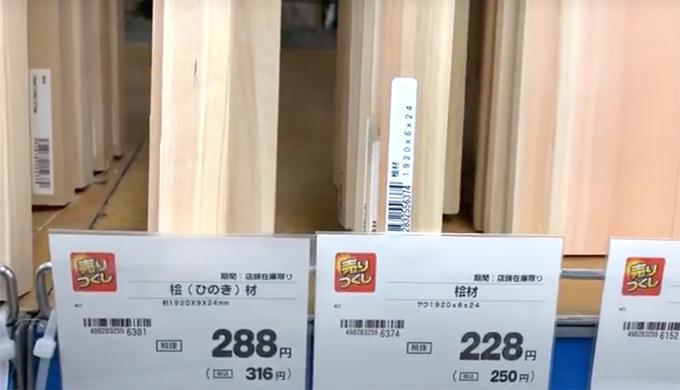 網戸を木枠で作る方法